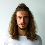 great curly hairstyles men
