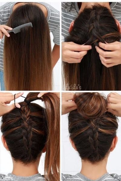 50 Unbelievably Easy Hairstyles For School  Hair Motive