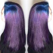 purple ombre hair ideas worth