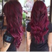 burgundy hair 50 vivid hues &