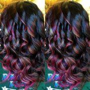burgundy hair 50 vivid hues &
