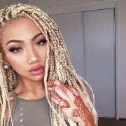 glamorous ways rock box braids