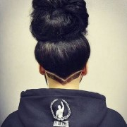 undercut women 60 chic