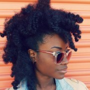 cute natural hairstyles