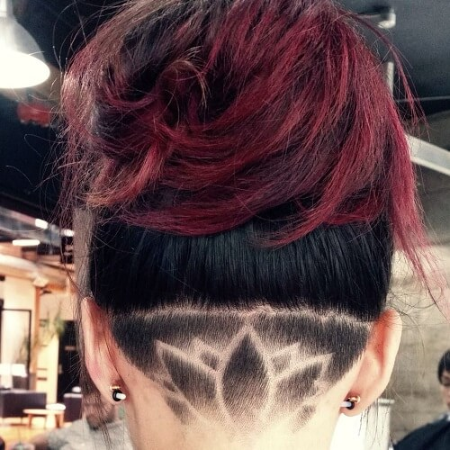 60 Chic Amp Edgy Undercut Design Ideas Hair Motive Hair Motive