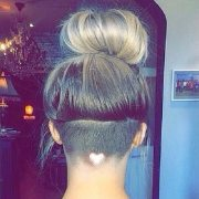 chic & edgy undercut design