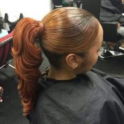 lovely black hairstyles african-american