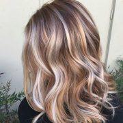 wonderful blonde hair shades