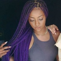 50 Fabulous Purple Hair Suggestions | Hair Motive Hair Motive