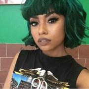 short hairstyles black women