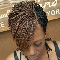 50 Splendid Short Hairstyles for Black Women | Hair Motive ...