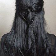 lavish gray hair ideas ll