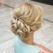 graceful updos long hair