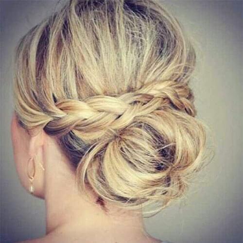 50 Graceful Updos for Long Hair Youll Love  Hair Motive
