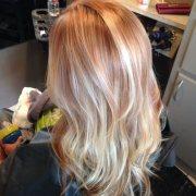 breathtaking strawberry blonde