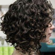 ravishing short curly hairstyles