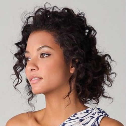 Go Crazy Go Curly With These 50 Cute Easy Hairstyles Hair