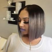 ways wear sew in hairstyles