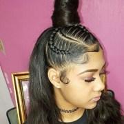 pretty ways wear sew in hairstyles