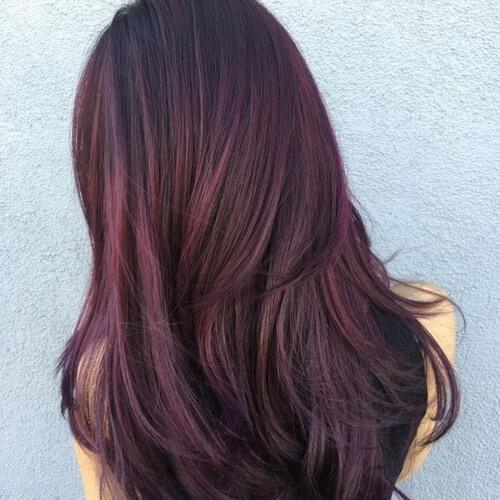 50 Fab Highlights For Dark Brown Hair Hair Motive Hair