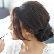 delicate bridesmaid hairstyles