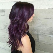 plum hair color ideas