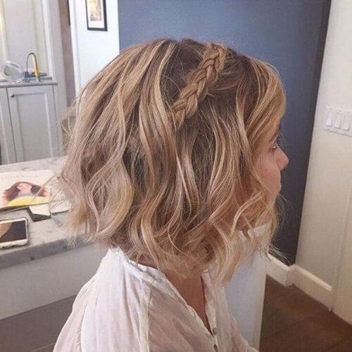 Beginner Easy Formal Hairstyles For Short Hair