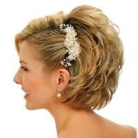 50 Wedding Hairstyles for Short Hair