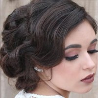 Vintage Hairstyles For Short Hair Wedding - HairStyles