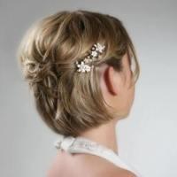 50 Wedding Hairstyles for Short Hair | Hair Motive Hair Motive