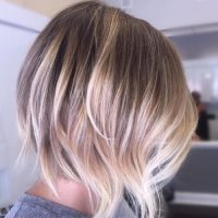 dirty blonde ombre short platinum ombre short hair hair ...