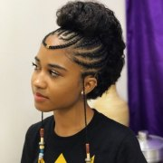 ways rock braided