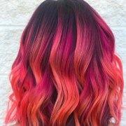 summer sun light hair