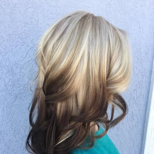 Ombre What 50 Reverse Ombre Hair Ideas To Stand Out Hair