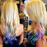 perfect reverse ombre hair ideas
