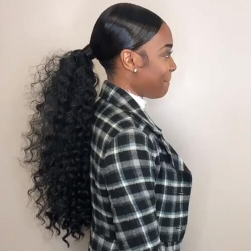 50 Coolest Ways To Sport A Ponytail Hair Motive Hair Motive