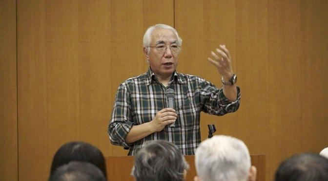 市川守弘 「泊廃炉訴訟の転換点 現状と課題」をYoutubeにアップロード