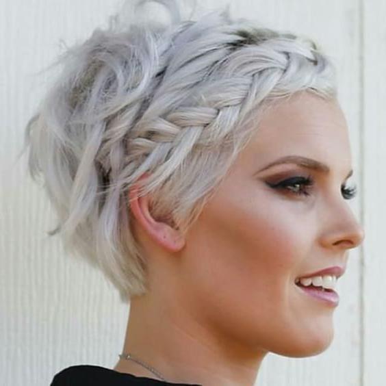Kurze Blonde Haare HairOverHeel