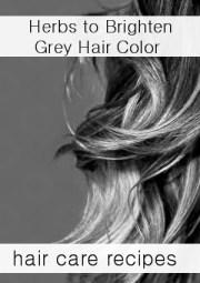 homemade hair color dye recipes