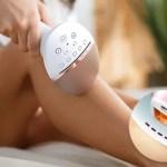 طريقة استخدام جهاز الليزر المنزلي فيليبس لازالة الشعر