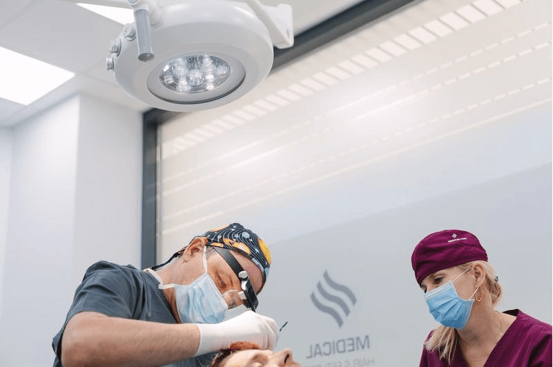 Hair transplant in Poland Medical Hair