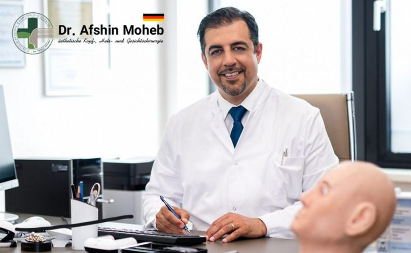 Hair Clinics in Germany Praxis von Dr. Moheb