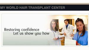 Dr Mwamba Brussels hair transplant