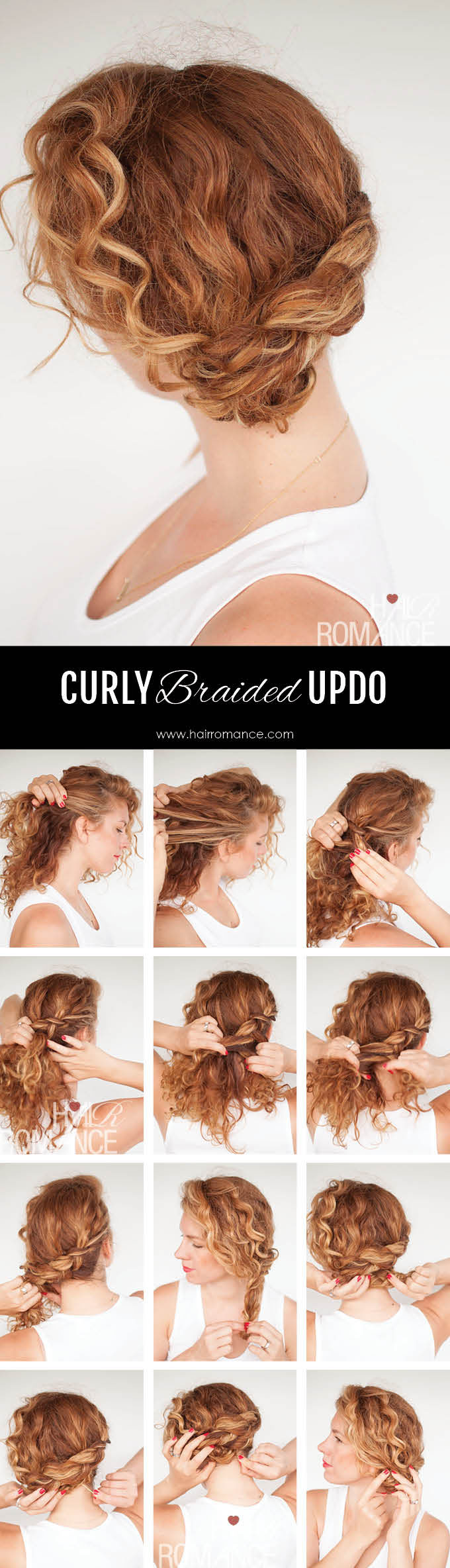 Quick Updo Hairstyles For Curly Hair Cute Up Hairstyles