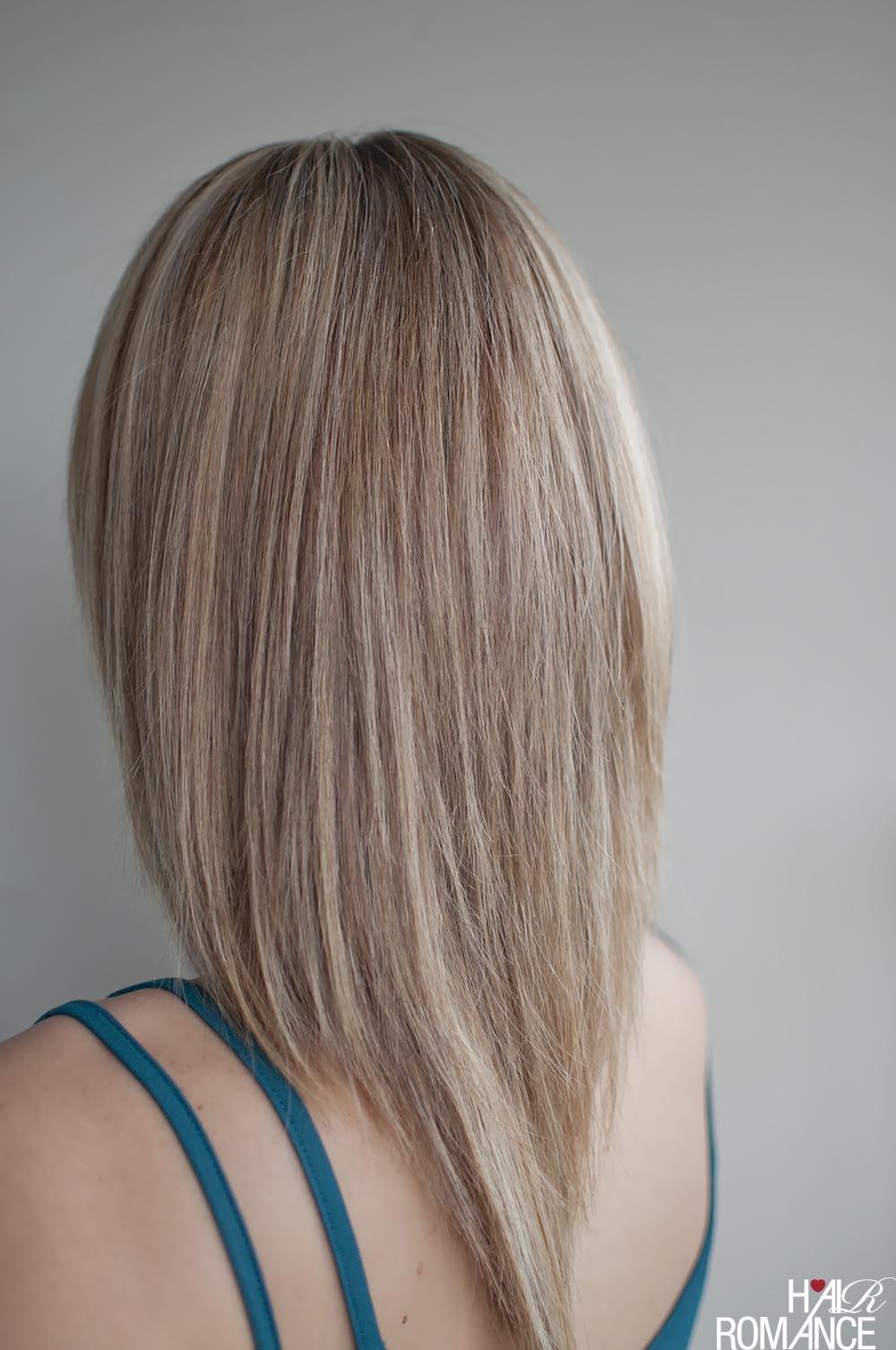 V Shaped Haircut Short Hair : shaped, haircut, short, Haircuts, Curly, Fashion, Colony