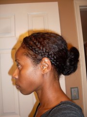simple and quick protective styles