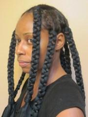 satin-scarf braid hairscapades