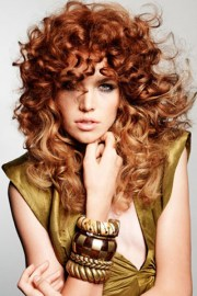 mahoganycurls ombr hair hairscapades