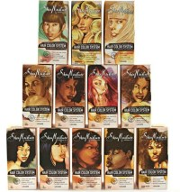 Shea Moisture Hair Color System: Takers?   hairscapades
