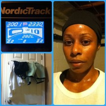 Day 92: High Intensity Interval Training (HIIT) treadmill